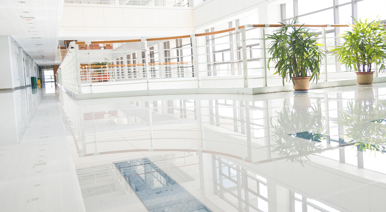 Een multifunctioneel centrum voor alle commerciële activiteiten én gezondheidszorg